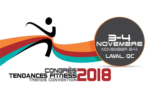 Congres Tendances Fitness 2018