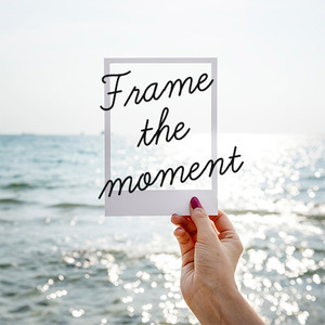 Frame the Moment with Laura Warf